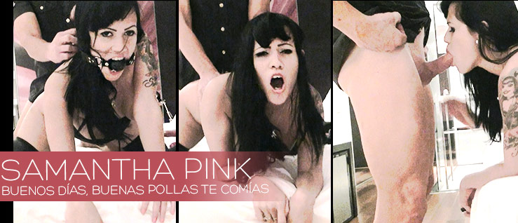 Samantha Pink estrena